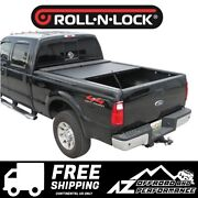 Roll-n-lock E Series Retractable Cover For 08-16 Ford F250 F350 6.8' Bed Rc109e