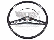 1958 Chevy Impala Steering Wheel With Horn Ring Set And Insert Oer