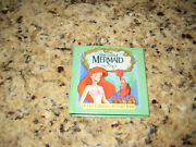 Disneyand039s The Little Mermaid On Stage A Tiny Changing Pictures Book Rare