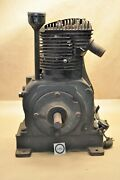 Vintage Briggs Stratton Model Zz Hit And Miss Engine Motor Military