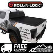 Roll-n-lock E Series Retractable Cover For 16-current Toyota Tacoma 5and039 Rc530e