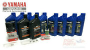 Yamaha Xto 425 Xf425 V8 Oil Change Gear Case Lube Lower Kit Fuel Filter Gaskets