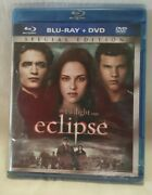 The Twilight Saga Eclipse New 2-disc Blu-ray And Dvd Set Special Edition
