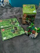 Lego Minecraft Micro World The Forest 21102
