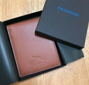 Wallet Brown Leather Best Quality 2019 From Japan Z