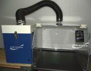 Flow Sciences Fs2010 Bkfva 2-foot Fume Hood With Blower And Alarm And Warranty