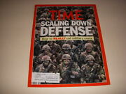 Time Magazine, February 12, 1990, Scaling Down Defense, German Unification