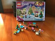 Lego Friends 41016 Retired Advent Calendar – Nearly Complete – Includes Some Spa