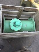 Rockwell Gallons Flow Meter 12and039and039 125 Flanged Model41105