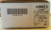 Lennox 77n39 Co2 Ventilation Controller Lcd Display Thermostat New Overstock