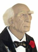 Dobson The Butler Animated Life Size Christmas Business Event Prop Statue Decor
