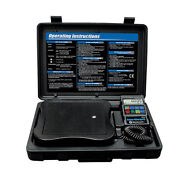 Mastercool 98210-a Accu-charge Ii Electronic Refrigerant Scale