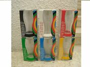 Coca Cola -the London 2012 Olympic Games-complete Set- Mc Donald's Cyprus Glass.