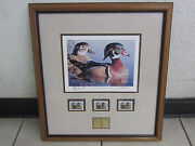 Robert Steiner 1994 Rhode Island Duck Stamp Print Governors Edition Signed Coa