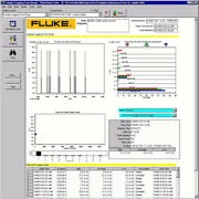 Fluke Fvf-sc4 Flukeview Forms Software With Usb Cable