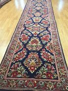 2and0395 X 12and0396 New Turkish Floor Runner Oriental Rug - Hand Made 100 Wool