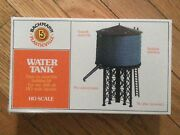 """New, Bachmann Plasticville, """"water Tank"""" Ho Scale, Easy To Assemble Building Kit"""