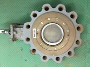 High Performance Butterfly Valve 8 600 Lug Fisher Controls Carbon X Stainless