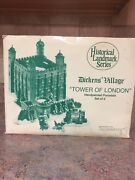 Department 56 Tower Of London Collectible Figurine 56.58500