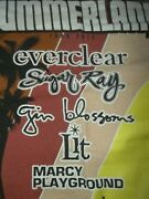 Everclear Sugar Ray Gin Blossoms Concert T-shirt Medium Lit Marcy Playground