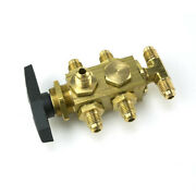 Yellow Jacket 95453 Manifold Assembly For Recover-xlt