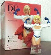 Dc Direct Women Of The Dc Universe Series 1 Power Girl Bust Statue 2007