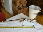 Antique/vintage Pentecreme Ice Cream Maker From 1930and039s