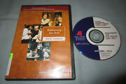 Playing Shakespeare Rehearsing The Text - Fhs Documentary Dvd Movie Very Rare