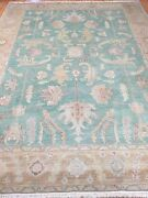 8and0393 X 10and0398 New Egyptian Oriental Rug - Hand Made - Antique Look - 100 Wool