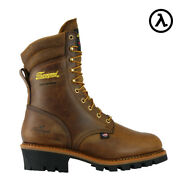 Thorogood 9 Logger Waterproof 400g Insulated St Work Boots 804-3554 All Sizes