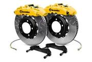 Brembo Gt Bbk 4pot Rear For 2003-08 350z / 2003-07 G35 Coupe / Sedan 2p3.8023a5