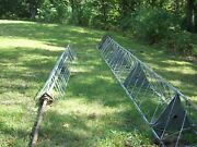 75 Ft 2 Pcs Tower Cb Ham Tv Antenna As Is Needs Work Pickup Only See All Desc