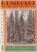 Times Publishing Company For / Humboldt County California The Redwood 1st 1936
