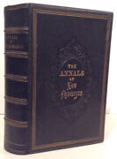 Frank Soule / Annals Of San Francisco Together With Continuation 1st Ed 1855