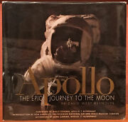 David West Reynolds / Apollo The Epic Journey To The Moon Signed By Gene 1st Ed