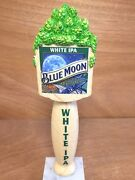Blue Moon White Ipa Beer 10 Tall Tap Handle New In Box And Free Shipping