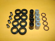 Fits Toyota 4runner 22re Fuel Injector O-ring Seal Filter Pintle Cap Kit