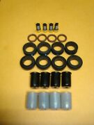Mazda Rx7 13b Rotary Fuel Injector Seal, O-ring, Filter And Pintle Cap Kit