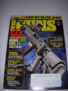 Guns Magazine, April, 2013, Ruger .223 Mini-14 Tactical, Springfield Armory Xd-s