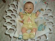 Sale No Doll  Darling Baby Hand-knit Set Made 4 Patsy Babyette 9 Berenguer