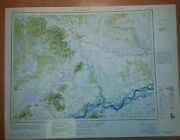 1950and039s Army Maps Manchuria China Ussr 1200000 67 Sheets Vintage Military