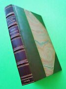Rare Origand039l 1696 Travels And Voyages By John Mocquet Cannibalism Leather Illustrand039d