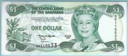 Central Bank Of The Bahamas - One Dollar - 1996 - Wpm 57