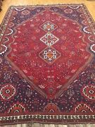 7and0392 X 10and039 New Tribal Pakistani Oriental Rug - Hand Made - 100 Wool