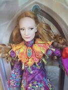 Disney Store Alice Through The Looking Glass Limited Edition Doll 17'' Of 4000