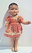 Vintage Composition Snow White Doll 13