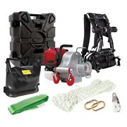 Portable Winch Pcw3000-hk Hunting Kit With Pcw3000 Winch And Transport Case