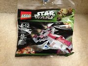 Lego Star Wars Ep. 1 Republic Frigate - Mini 30242 New In Sealed Polybag