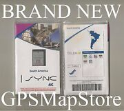 Ford Lincoln Navigation Sd Card C5 Map Brazil Colombia Argentina Venezuela Chile