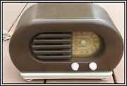 Stunning Philco Vintage Tube Radio Am Recapped And Restored And Working
